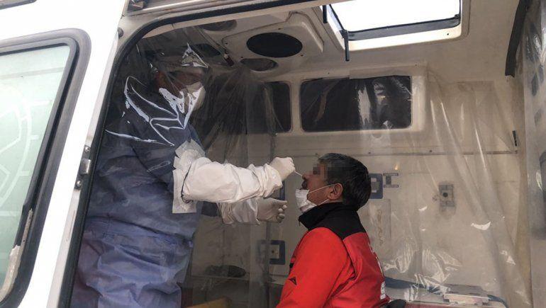Neuquén mantiene la tendencia, con 17 casos de coronavirus en un día