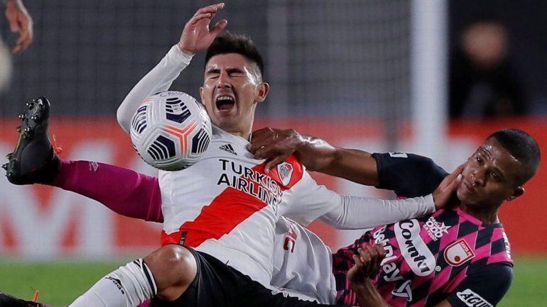 A la espera de Fluminense, dos buenas noticias para River