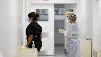 cinco muertos y 276 nuevos contagios en rio negro