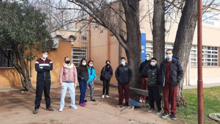Estudiantes de Medicina reclaman por prácticas presenciales