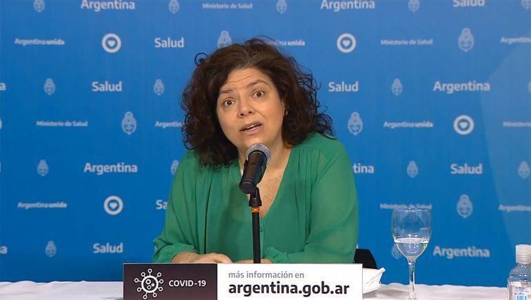 Argentina llega a los 3.200 muertos y piden no naturalizar los números