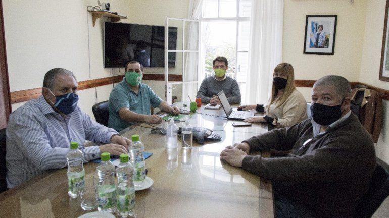 Cuarto intermedio en la discusión salarial en Río Negro