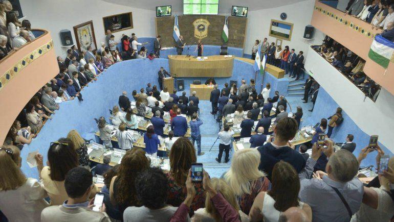 La Legislatura de Río Negro sesionará en forma remota