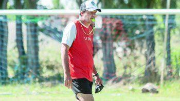 Gustavo Raggio técnico de Cipo.