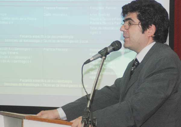 Gustavo Herrera, el mejor juez rionegrino 2010