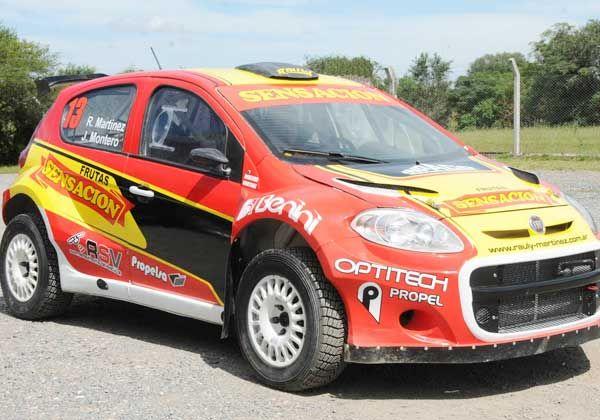 Segunda fecha del Rally Regional