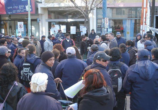Se prolonga el conflicto salarial entre el Municipio y el gremio Sitramuci
