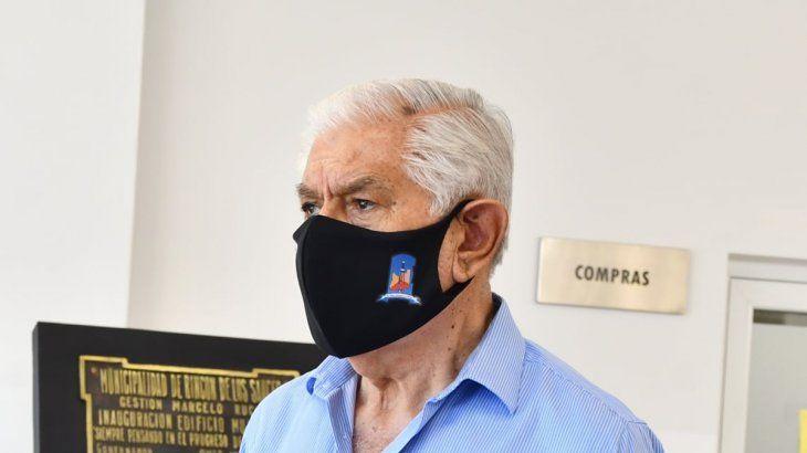 Pereyra presentó un amparo para que se garantice el acceso a los yacimientos