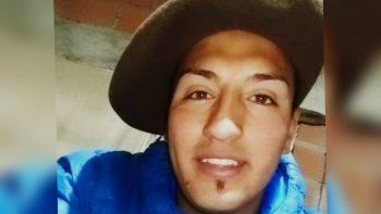 video: homenajearon al joven asesinado en toma los sauces
