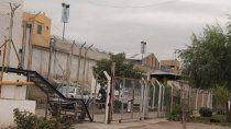 video: motin de presos en roca en reclamo de visitas