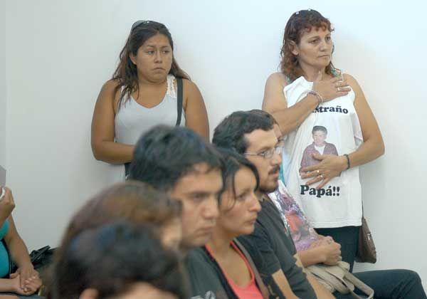 Duras condenas para los asesinos del municipal