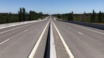 habilitaran un nuevo puente de la autopista ruta 22