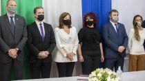 juraron los nuevos jueces del stj rionegrino