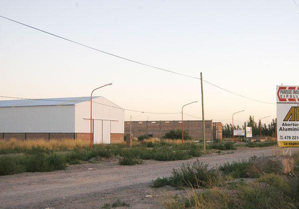 Interés empresarial para instalarse en el Parque Industrial