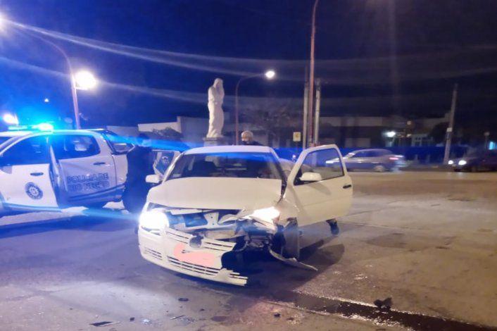 Cipoleña accidentada: Yo pensé que el auto iba a volver, pero se fue