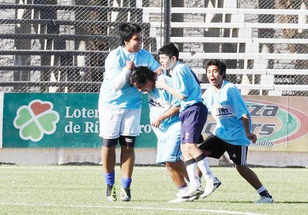 Se pone en marcha la Liga Infantil de Fútbol