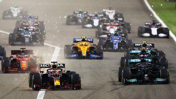 La Fórmula 1 tendrá 23 fechas en su calendario 2022