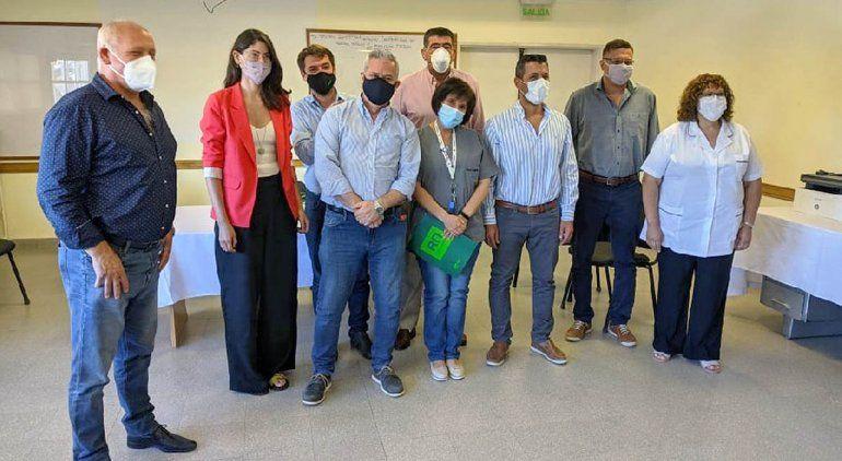 Realizarán trasplantes de córneas en el hospital de Cipolletti
