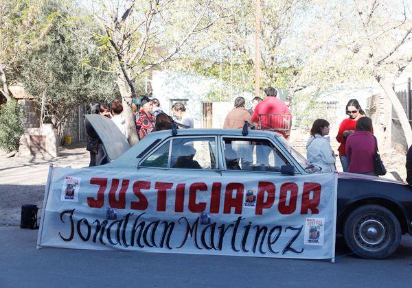 Empieza hoy el juicio por el crimen de Jonathan Martínez en la Cámara Segunda