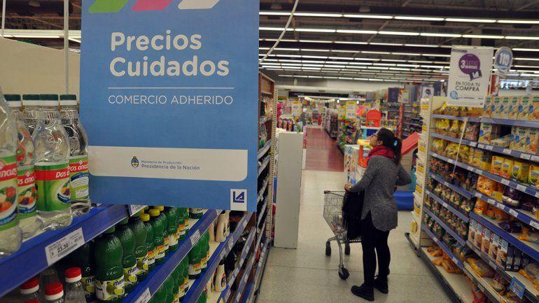 El listado de los 64 productos con precios congelados para la Patagonia