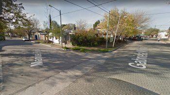 violento asalto: la persiguieron y le robaron casi un millon de pesos