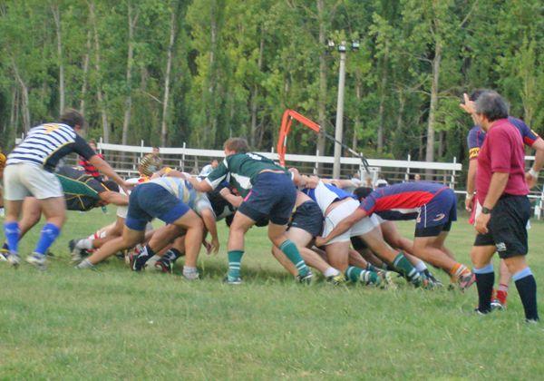 Nueva práctica de la Selección Alto Valle