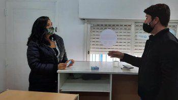 Para Berros la inseguridad ya es intolerable en Río Negro
