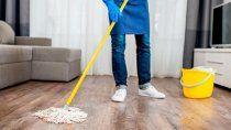 empleo domestico: el gobierno pagara la mitad del sueldo