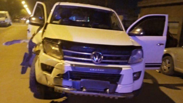 Los violentos que robaron y chocaron seguirán detenidos por riesgo de fuga