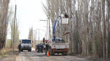 nuevo corte de luz por trabajos de mantenimiento