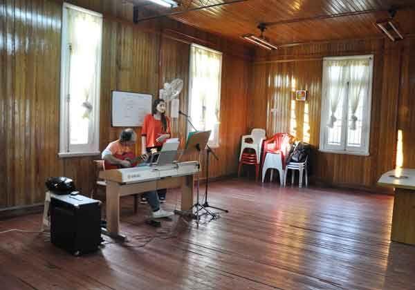 La Casa de la Música, solidaria con Escuela 247 de Las Perlas