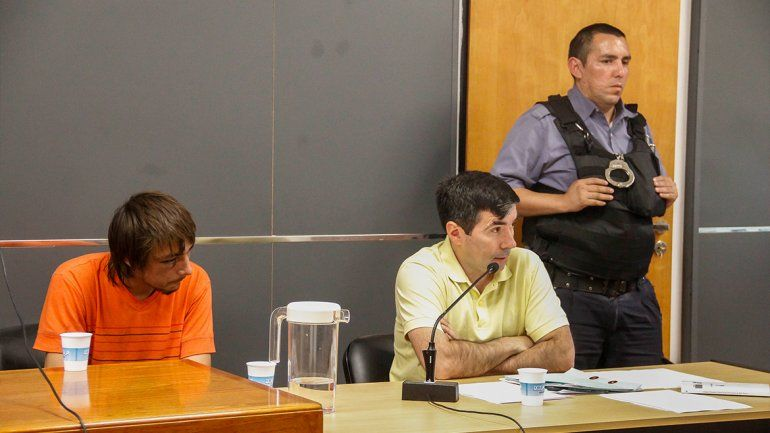 El acusado por el crimen del rugbier ya había cometido dos robos a mano armada