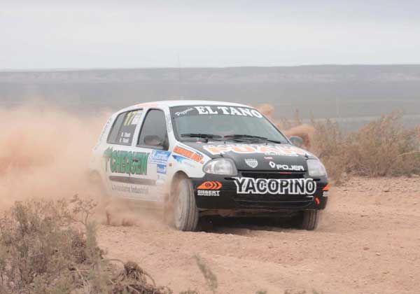 El Rally Regional se prepara para correr en Zapala
