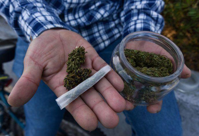 Condenado a 4 años de prisión por vender marihuana