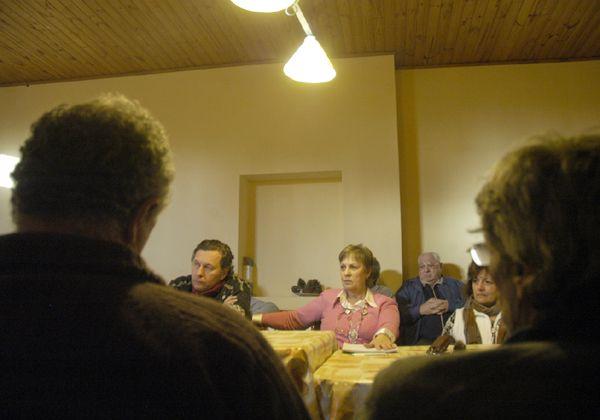 Productores evalúan los resultados de la reunión con el gobernador