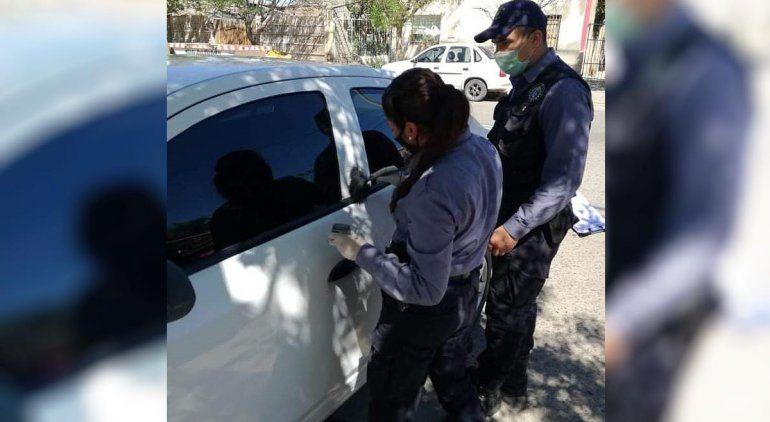 Ofrecían un auto robado desde un perfil trucho de Facebook