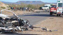 choque fatal en rincon: un muerto y cuatro heridos