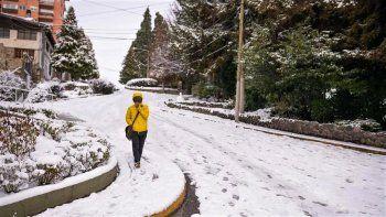 rio negro espera el turismo de invierno desde el 9 de julio