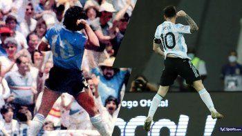 La teoría del Toti Pasman sobre Messi y Maradona que generó amplio rechazo