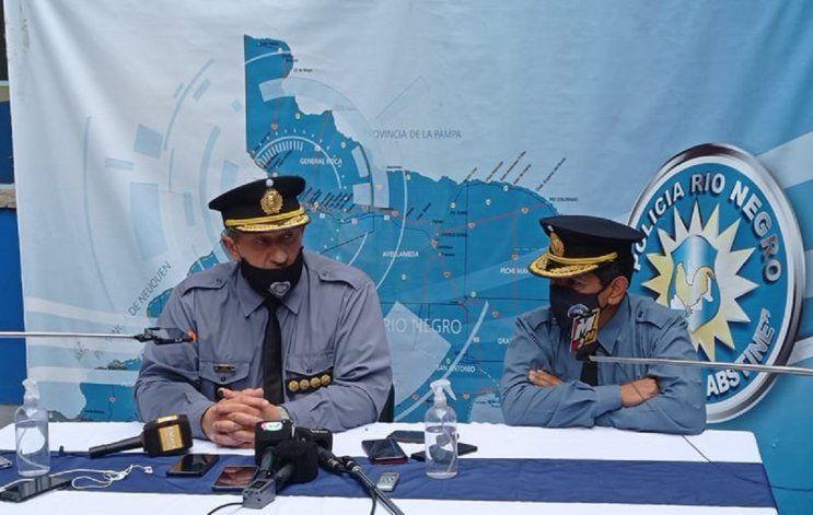 Tellería y Cañuqueo brindaron detalles de las actuaciones administrativas
