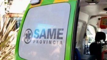 Insólito: fue a renovar el carnet de conducir con un cadáver en la ambulancia