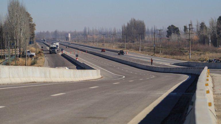 Ruta 22: mirá los nuevos puentes desde el drone de LMC