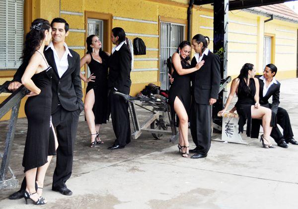 Tango y circo para el fin de semana en Allen