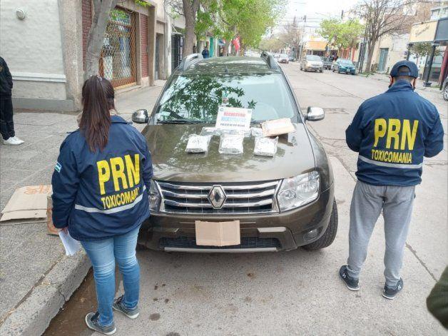 La ex pareja de Montecino, condenada por narcotráfico