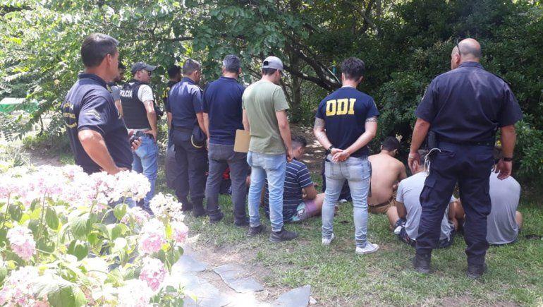 Uno de los rugbiers asesinos intentó fugarse con el padre y fue detenido