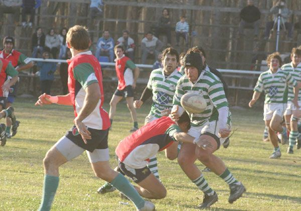 La fecha del rugby valletano