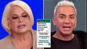 Escándalo del verano: Carmen va contra Flavio Mendoza