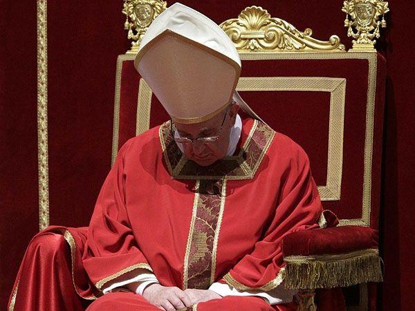 El papa envía 50.000 dólares para los afectados por el temporal