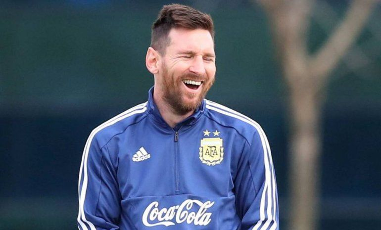 Club neuquino quiere comprar a Messi con chivitos