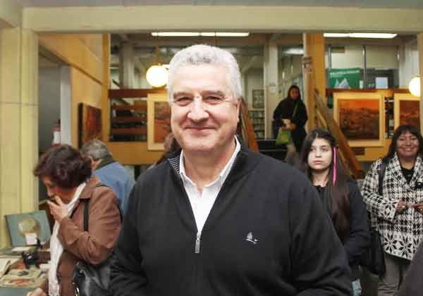 Baratti se reúne con Weretilneck y hará gestiones por llegada de obras